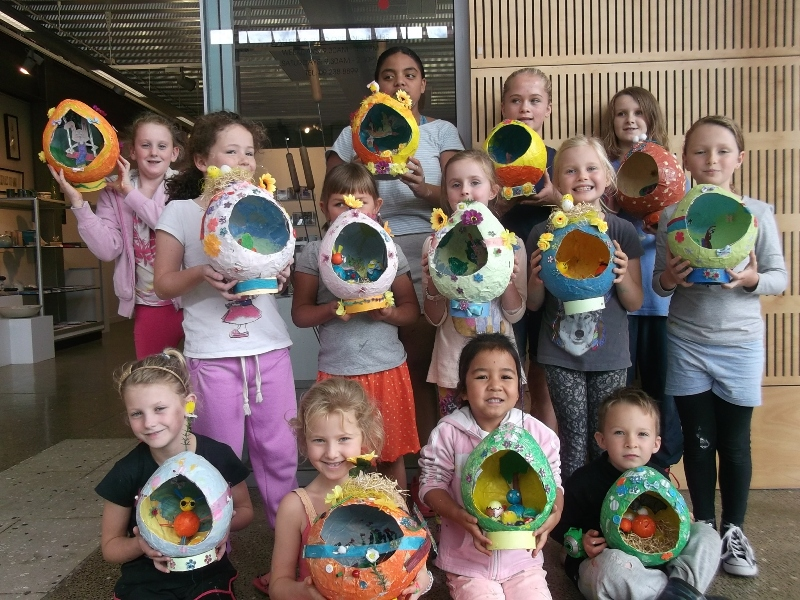 Holiday Workshops Young At Art Children S Art And Craft Classes